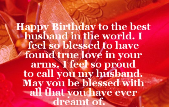 Husband And Wife Birthday Wishes Wallpapers Toptenpackcom 540x342