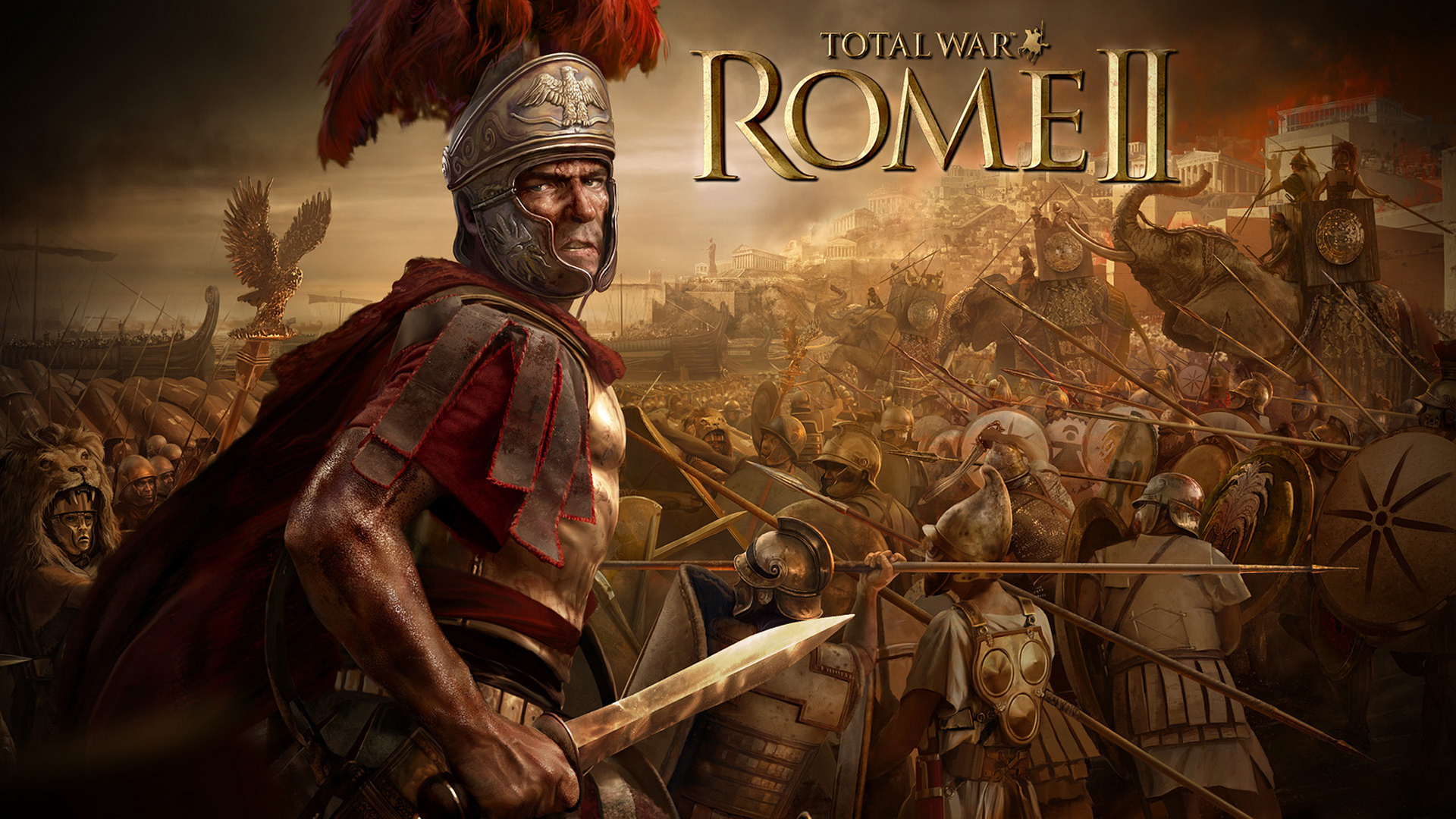 Total War Rome 2 Wallpaper Wallpaper 1920x1080