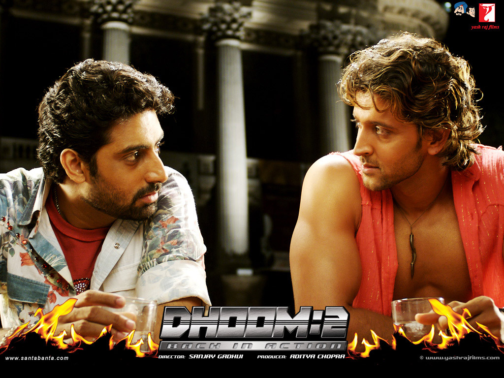 Dhoom 2 Movie Wallpaper 9 1024x768