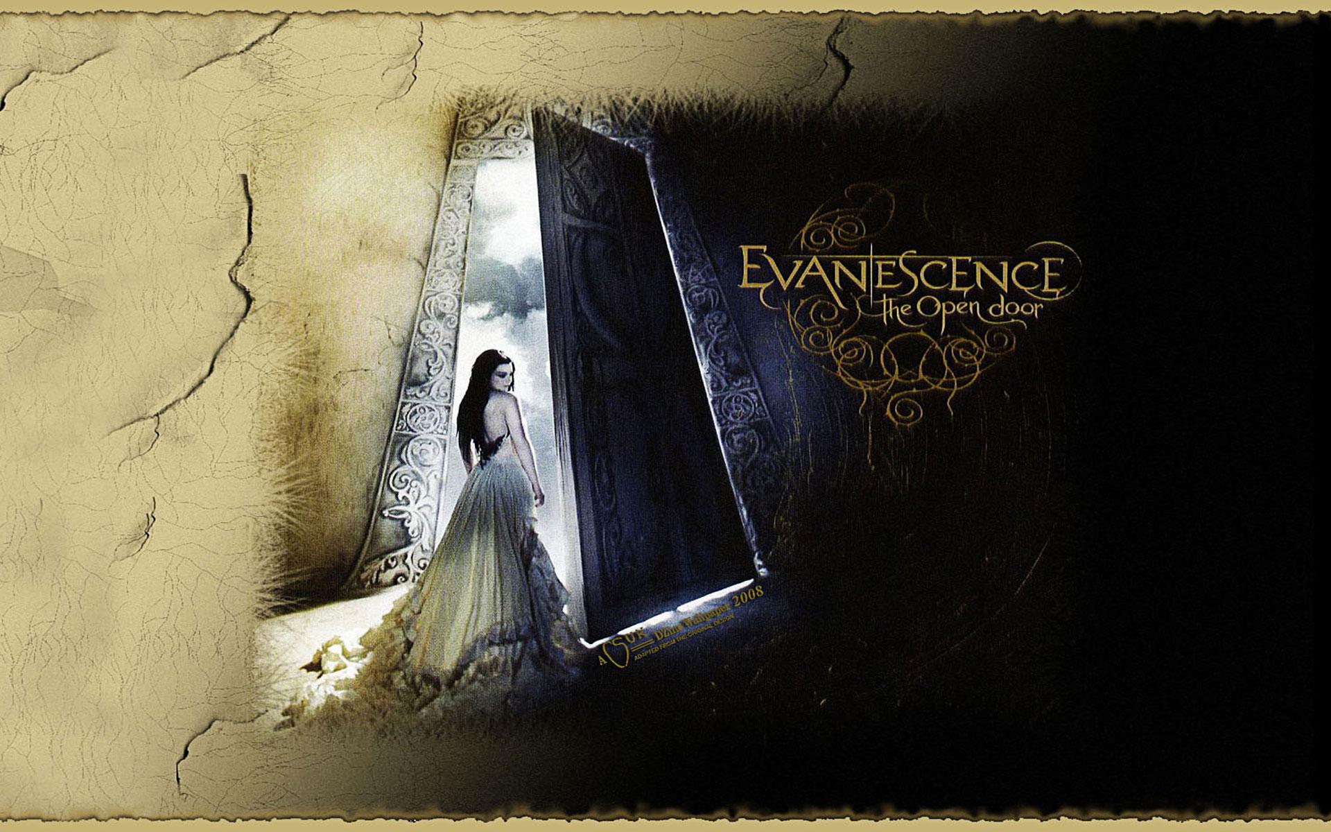 Wallpapers   Evanescence The Open Door wallpaper 1920x1200
