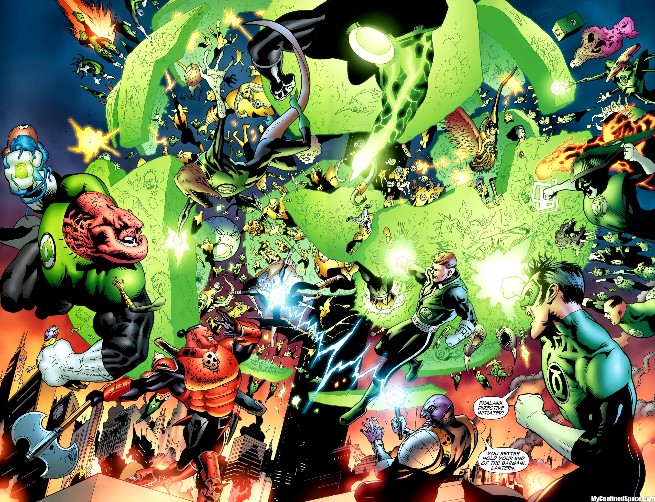 Explore the Collection Green Lantern Comics Green Lantern Corps 403134 2560x1963