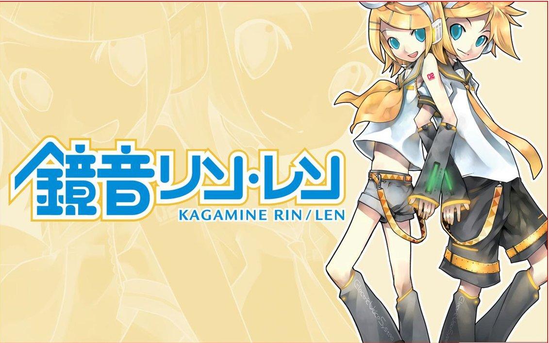 Rin Len Wallpaper 1 by VocaloidSSWallpapers 1131x707