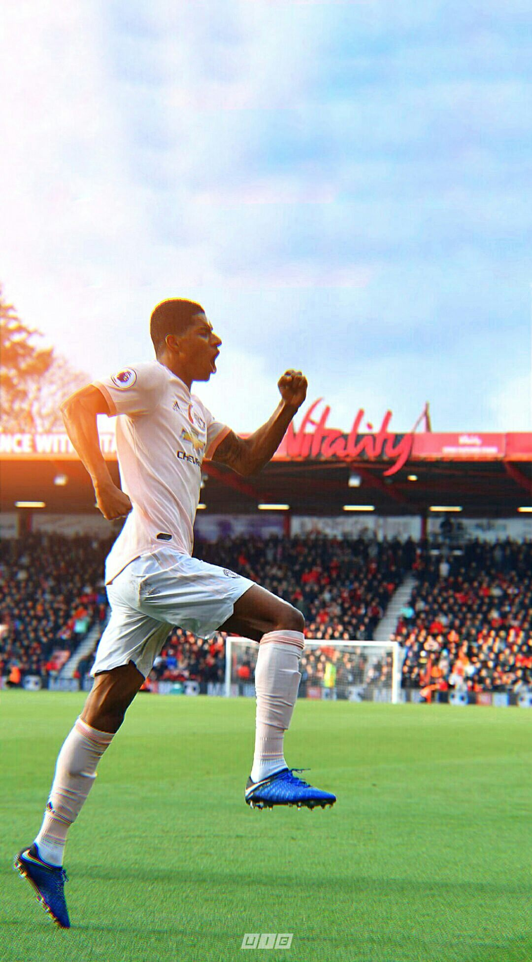 21 Marcus Rashford Wallpapers On Wallpapersafari