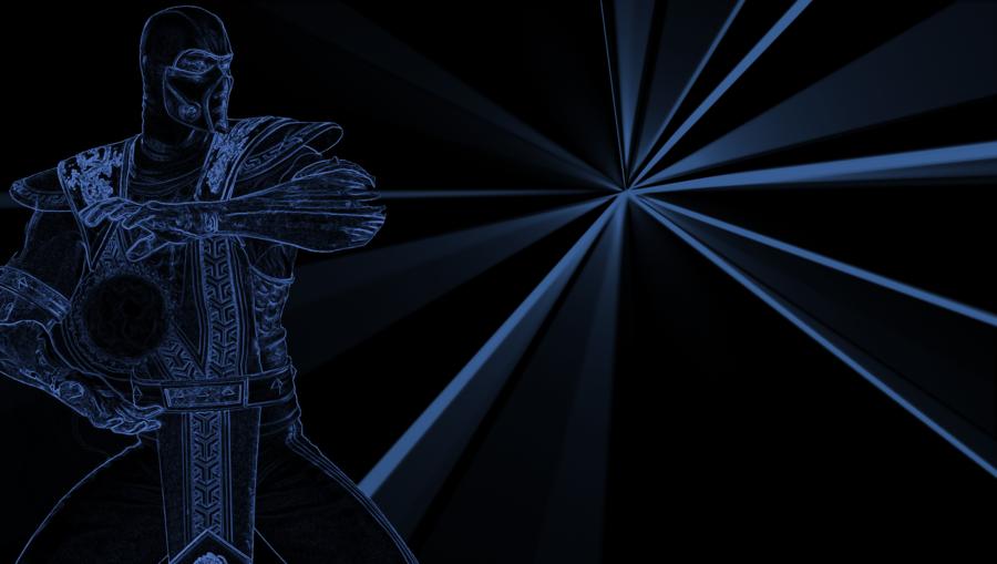 Sub Zero Mortal Kombat Wallpaper by MachRiderZ on deviantART 900x509