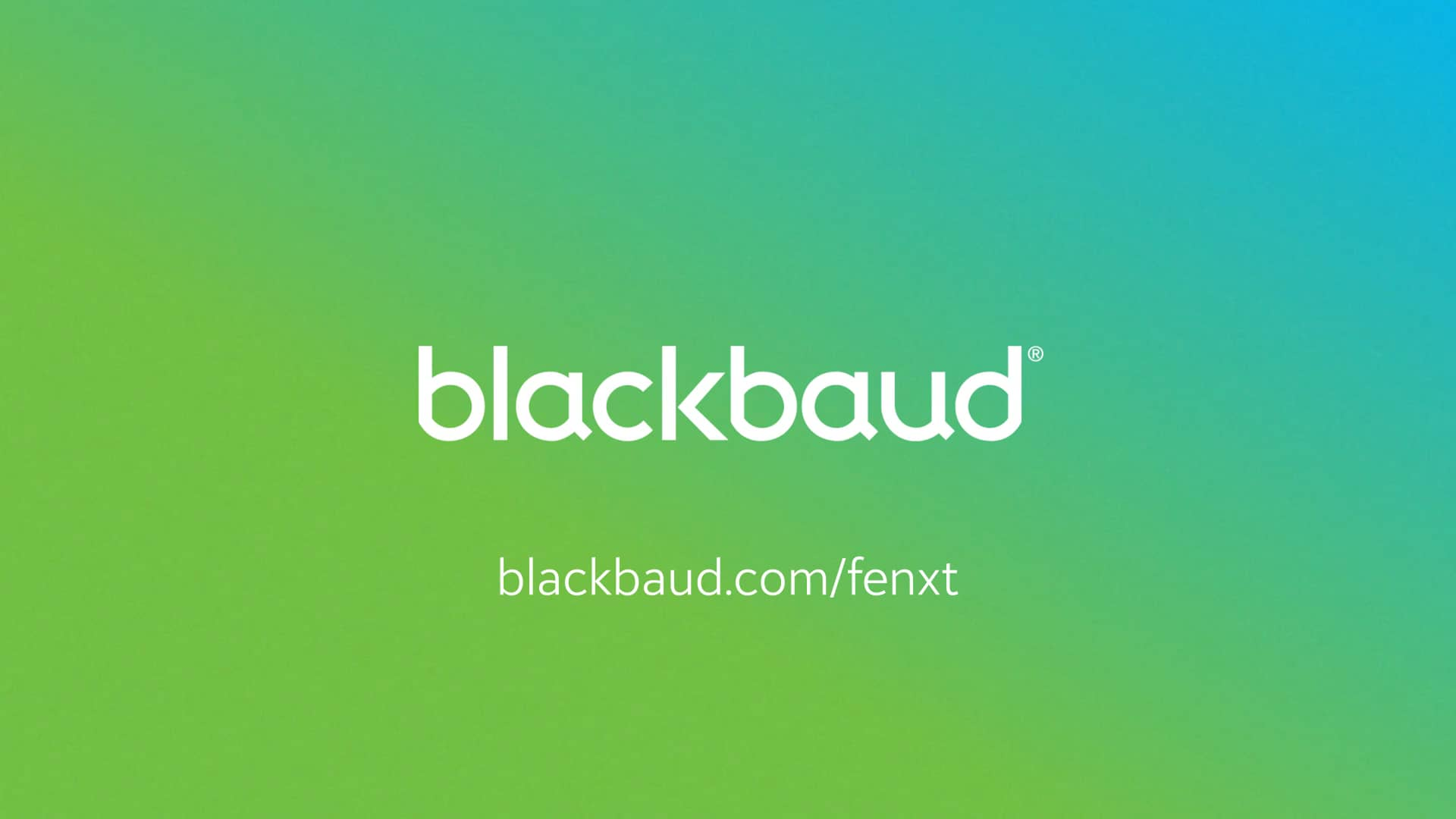 Blackbaud Financial Edge NXT Fund Accounting Software for 1920x1080