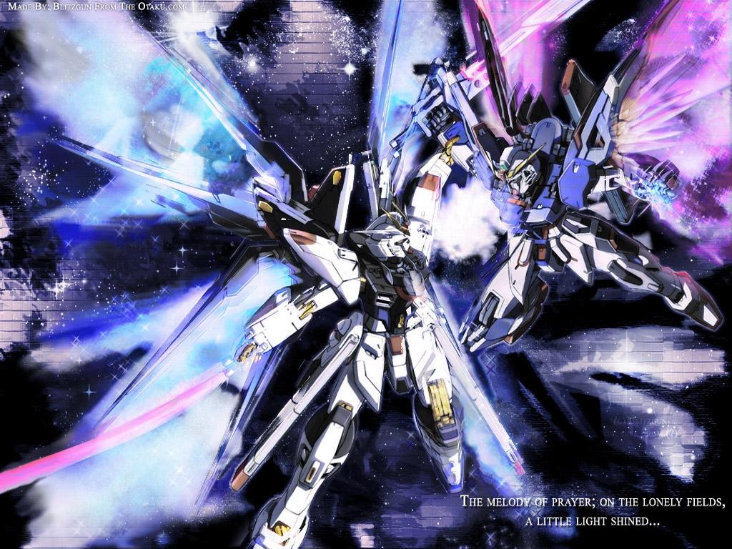 Gundam Seed Wallpaper 1024x768 Gundam Seed Destiny Freedom Gundam 1024x768