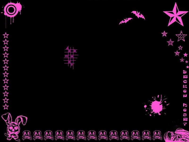 Pink And Black Wallpaper Pink And Black Desktop Background 800x600