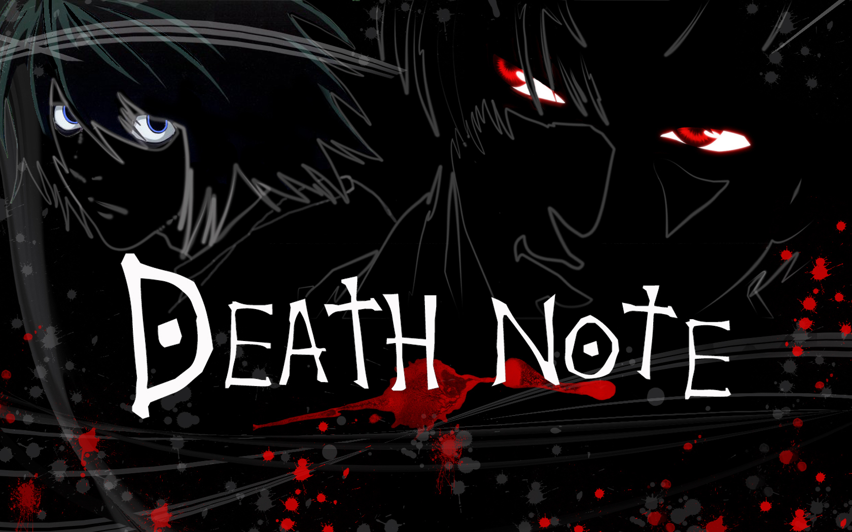78 Death Note Background On Wallpapersafari