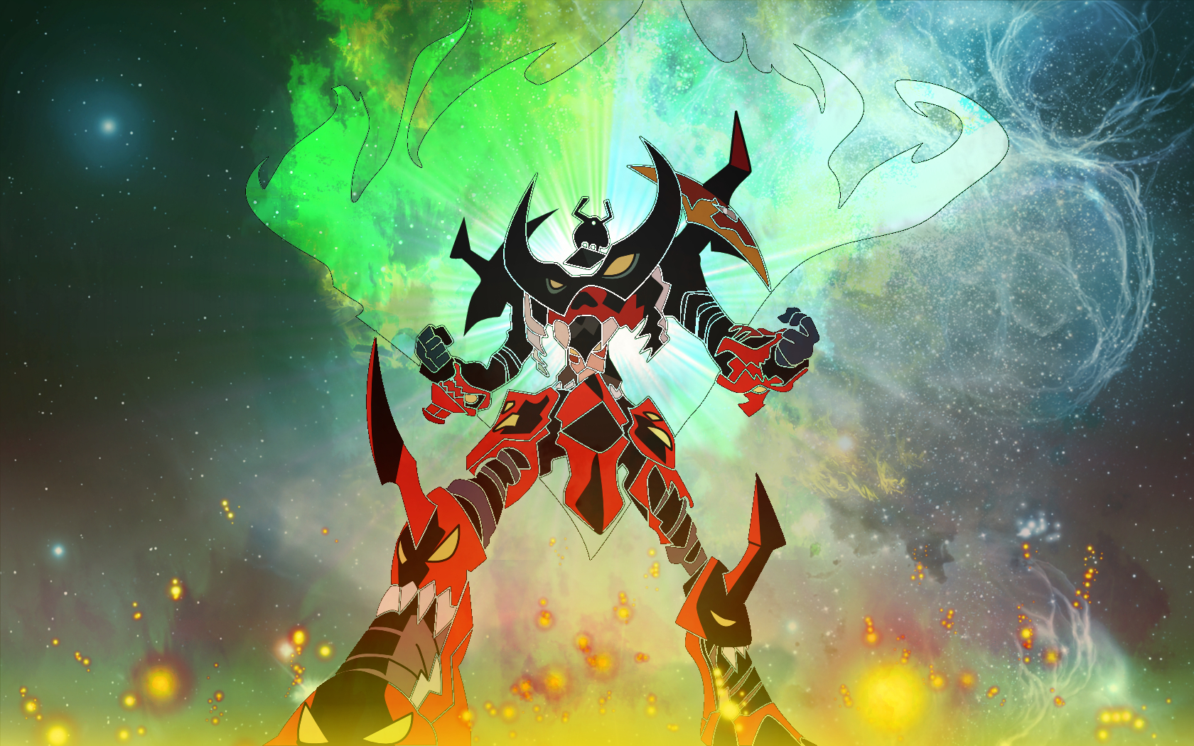 Gurren lagann hd wallpapers wallpapersafari - Gurren lagann wallpaper ...