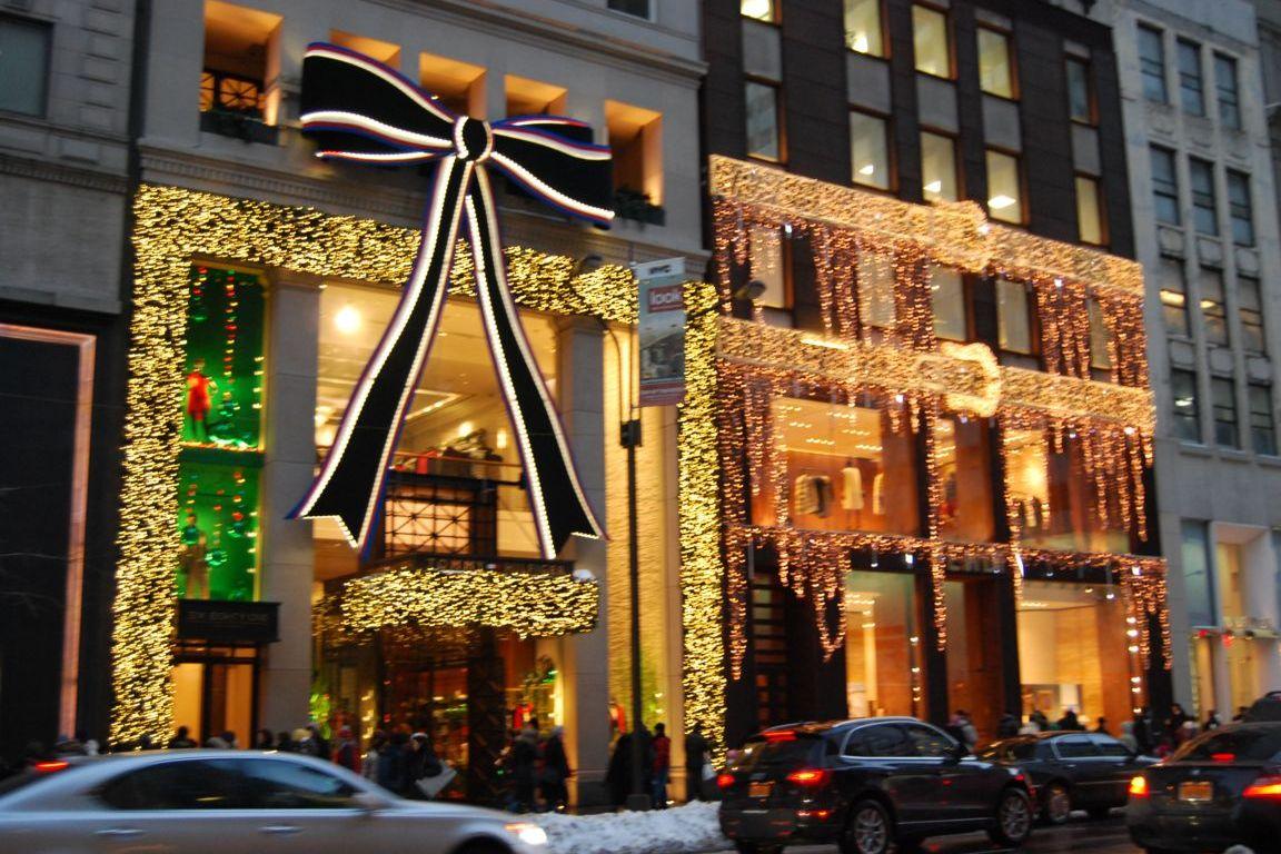 New York City Christmas 10 Hd Wallpaper Wallpaper 1152x768