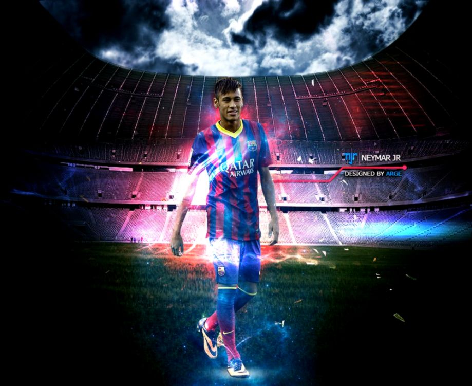 97+ Neymar Logo Wallpapers on WallpaperSafari