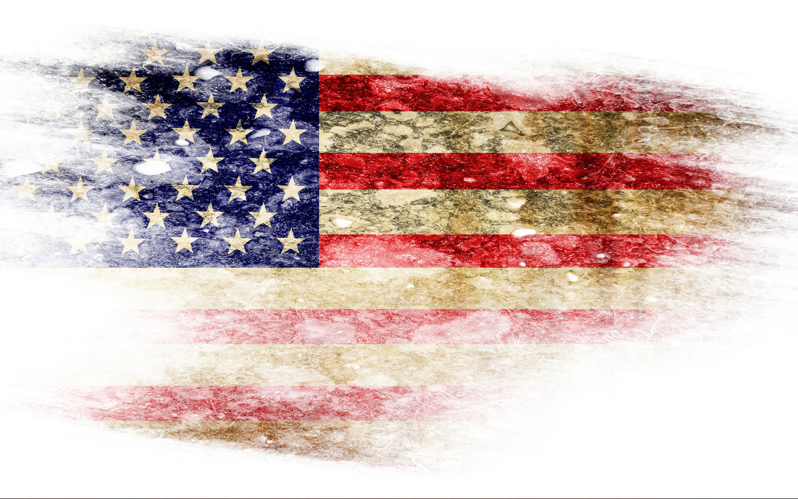 Wallpaper Abyss Explore the Collection Flags Man Made American Flag 2560x1600