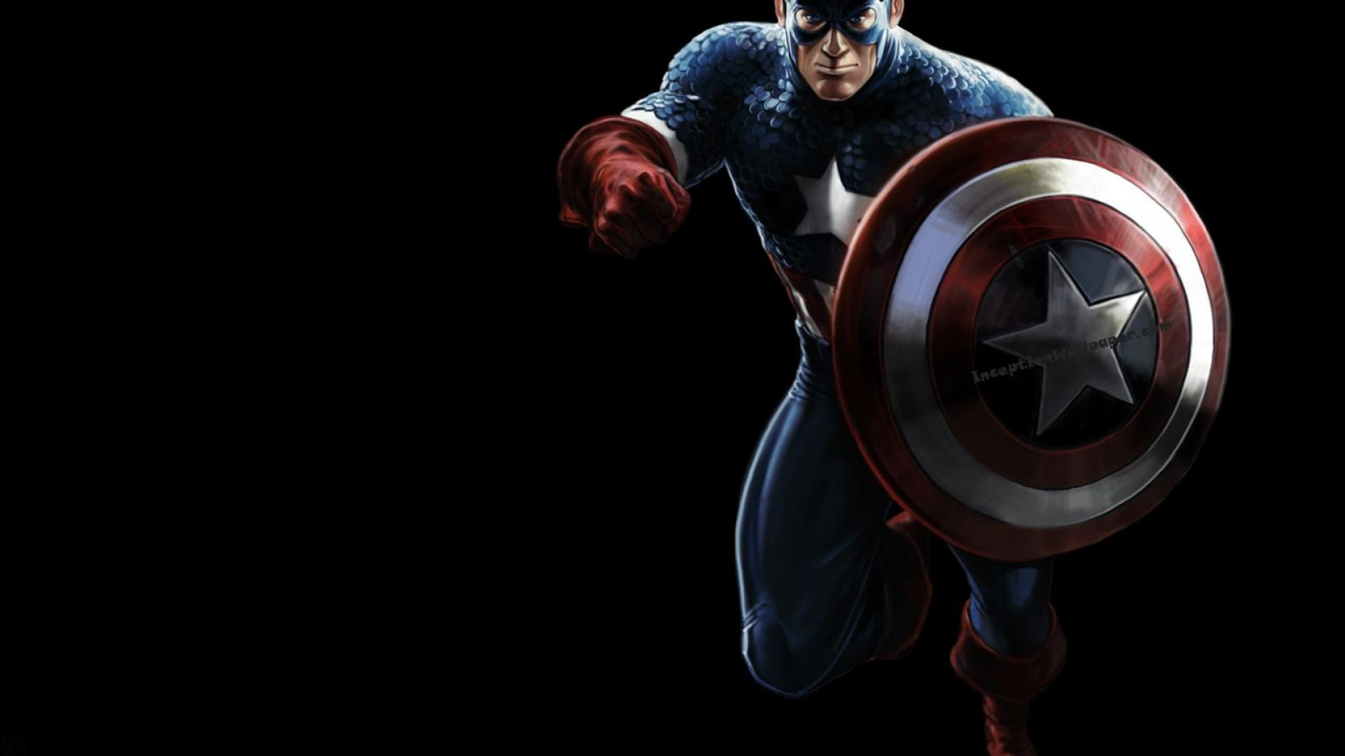 Captain America 04 1080x1920 Wallpaper HDTV Desktop Wallpaper HD 1920x1080