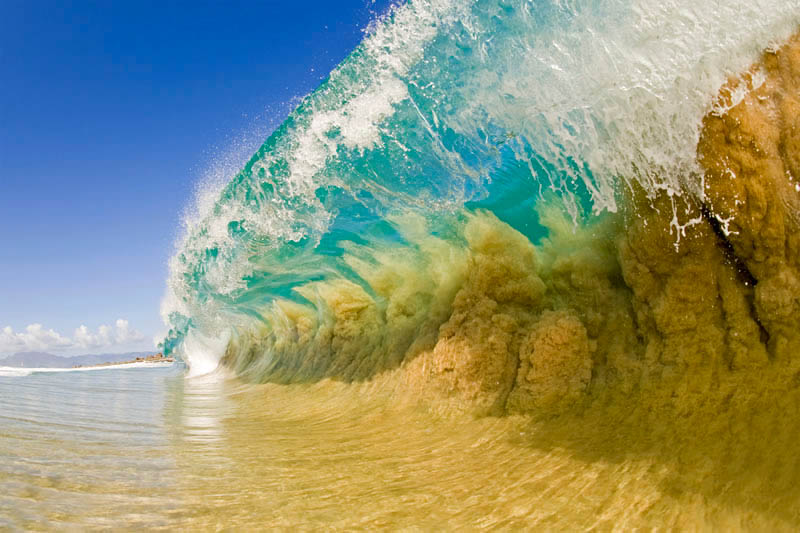 Dark Roasted Blend Inside a Wave Epic Photography by Clark Little 800x533