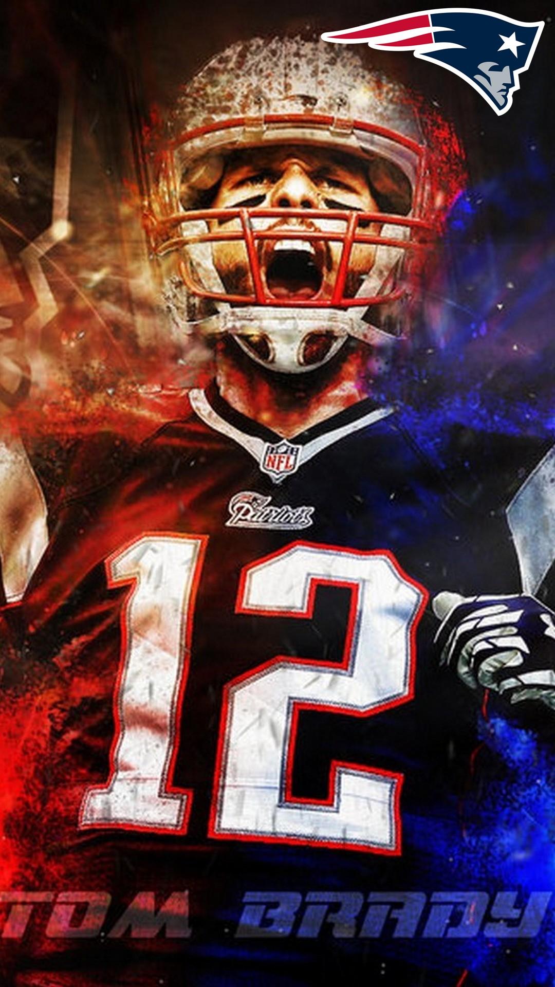 iPhone Wallpaper HD Tom Brady Super Bowl 2020 NFL Football 1080x1920