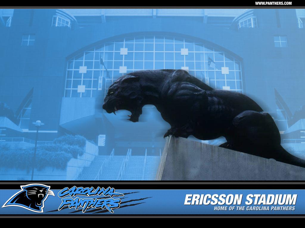 Download Carolina Panthers wallpaper panthers stadium 1024x768