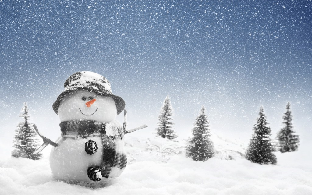 Wallpapers Snowman Background Images Kingsnowman