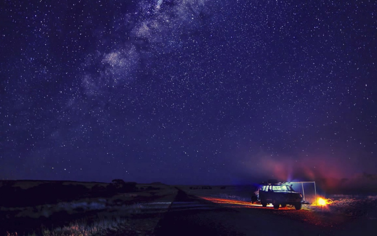 Camp and Starry Sky wallpapers Camp and Starry Sky stock photos 1280x804