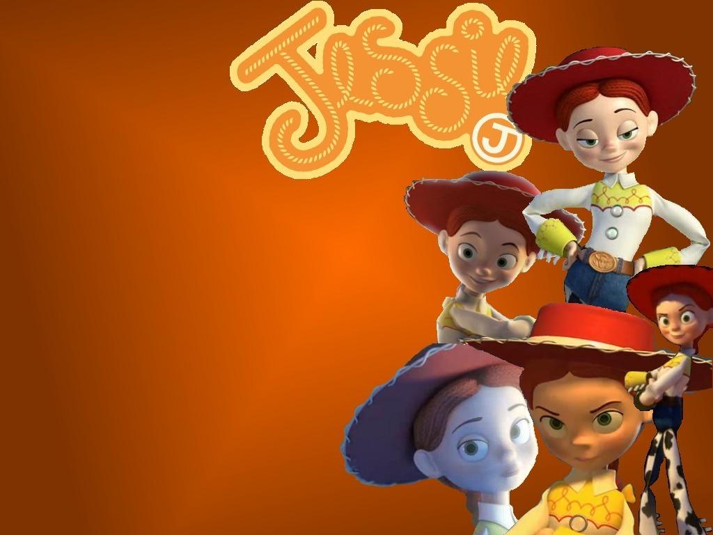 custom Jessie wallpaper jessie toy story 15088409 1024 768jpg 1024x768