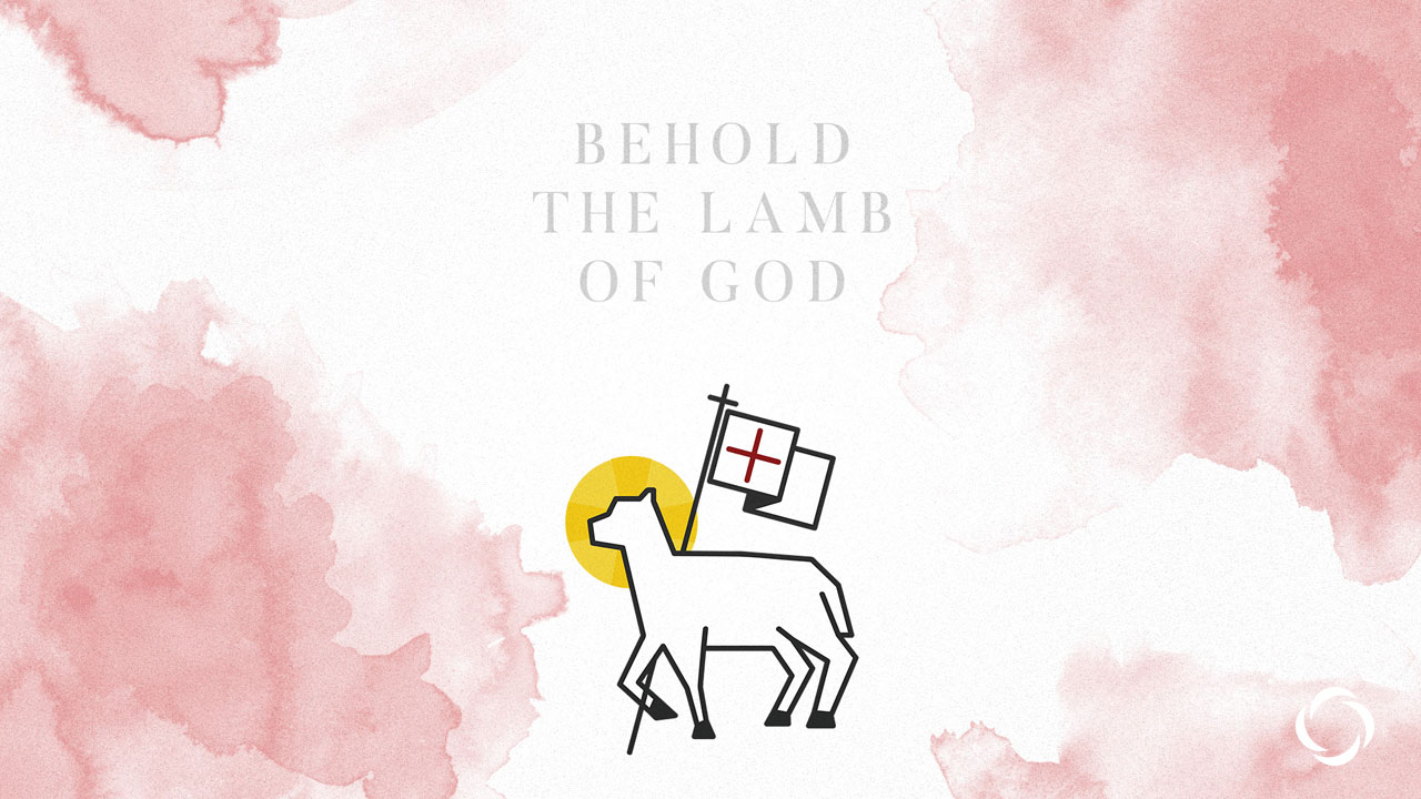 Behold the Lamb of God Easter Wallpaper   LifeTeencom for 1280x720