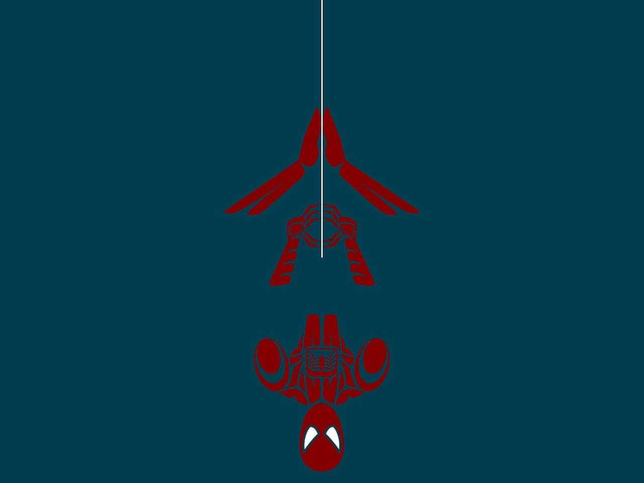 download Spiderman Iphone Wallpaper Comics spider man 1280x959