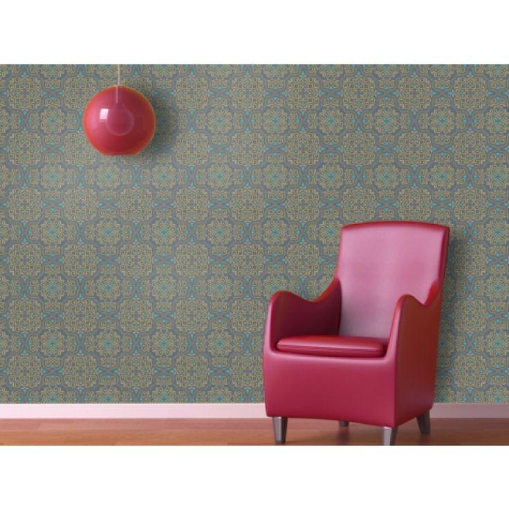 Tiles Removable Wallpaper 736x736