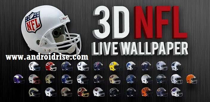 licensed live wallpaper series by the national football league 705x345