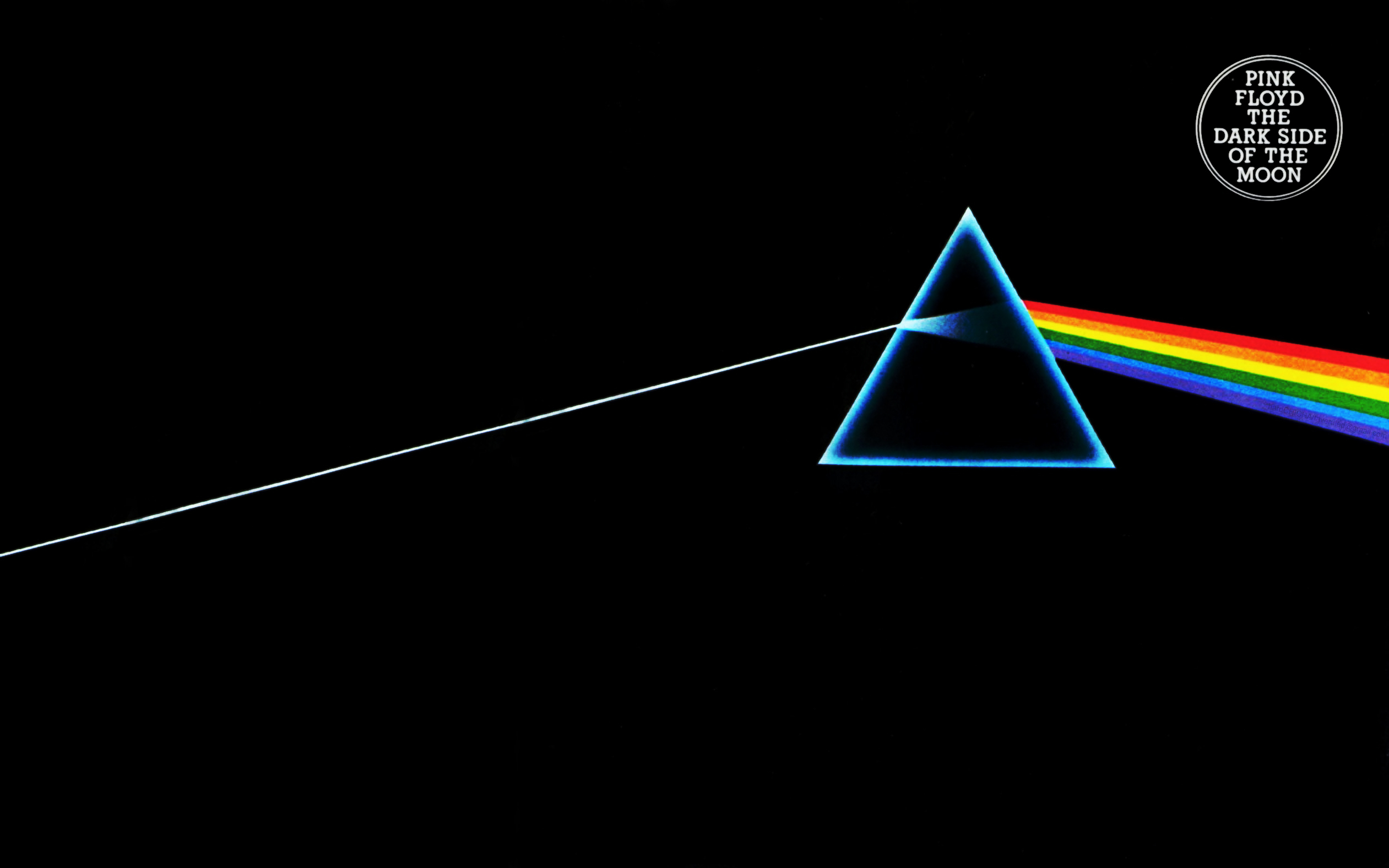 Dark Side of the Moon 773661 Desktop and mobile wallpaper 2522x1576