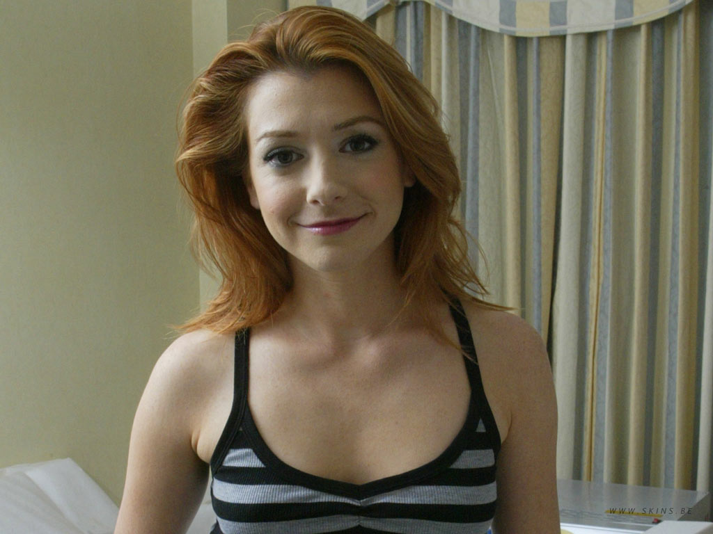 Alyson Hannigan Pokies free download redhead monday present alyson hannigan imgur