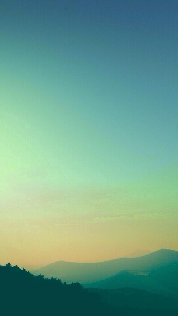 Green landscape Wallpaper for Amazon Kindle Fire HD 89 576x1022