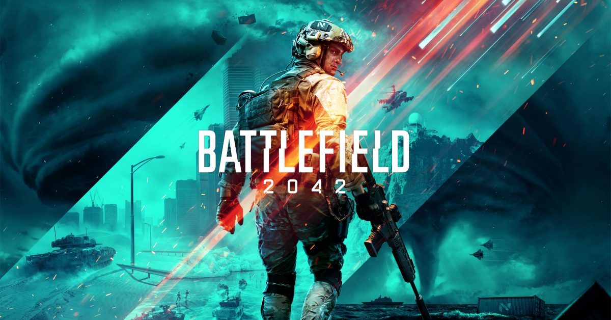 Battlefield 2042 Trailers and Media Electronic Arts 1200x628