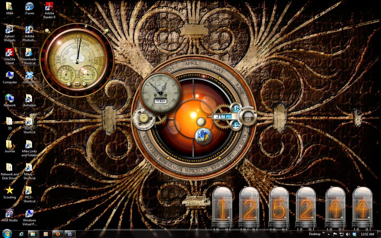 steampunk desktop wallpaper wallpapersafari