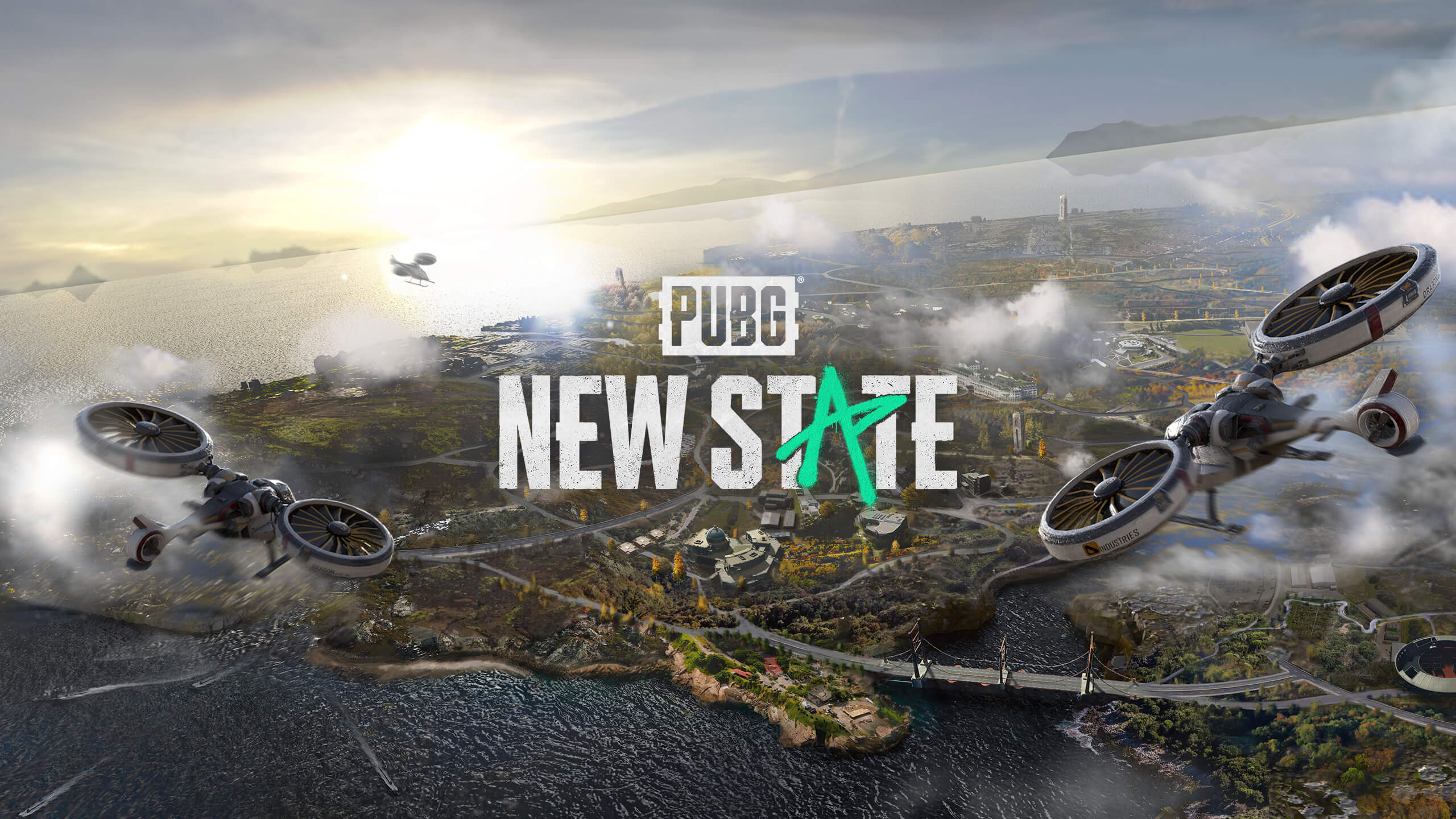 PUBG NEW STATE Announced as The Next Evolution of Battle Royale 2560x1440