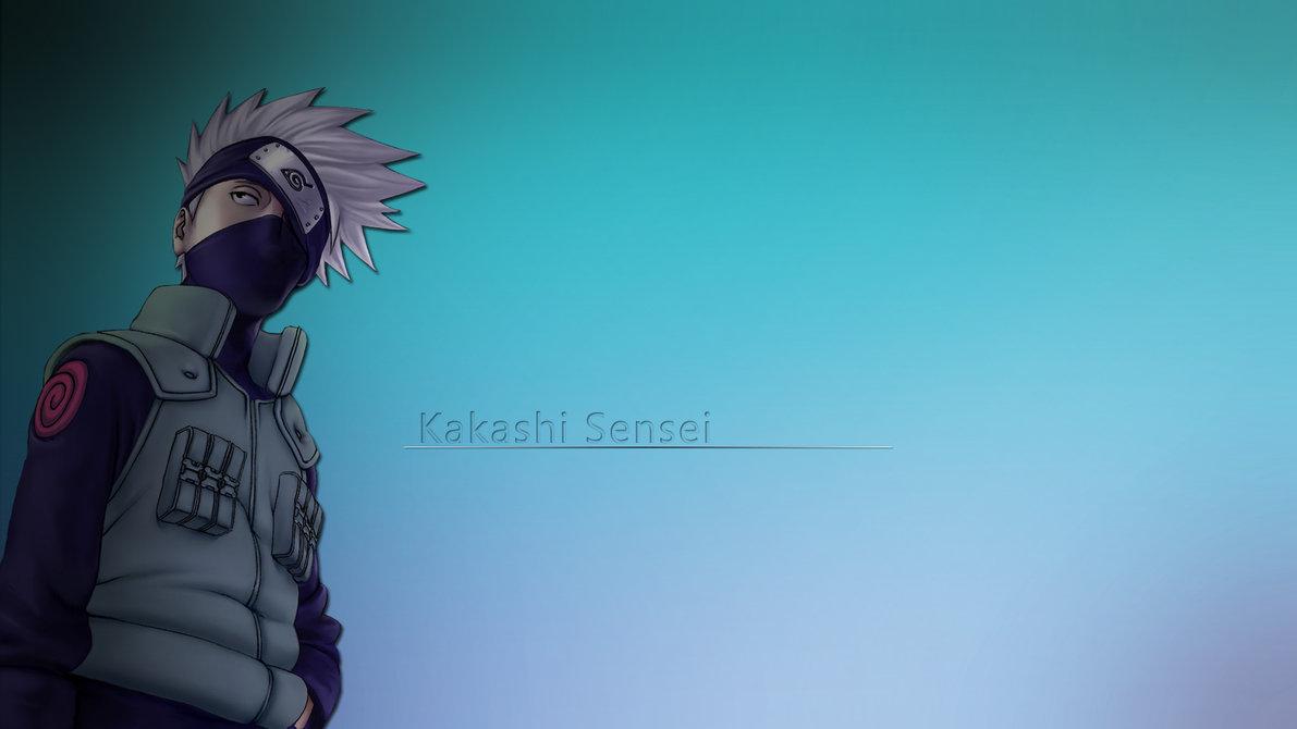 Kakashi HD Wallpaper Kakashi Wallpaper 1080i 1191x670