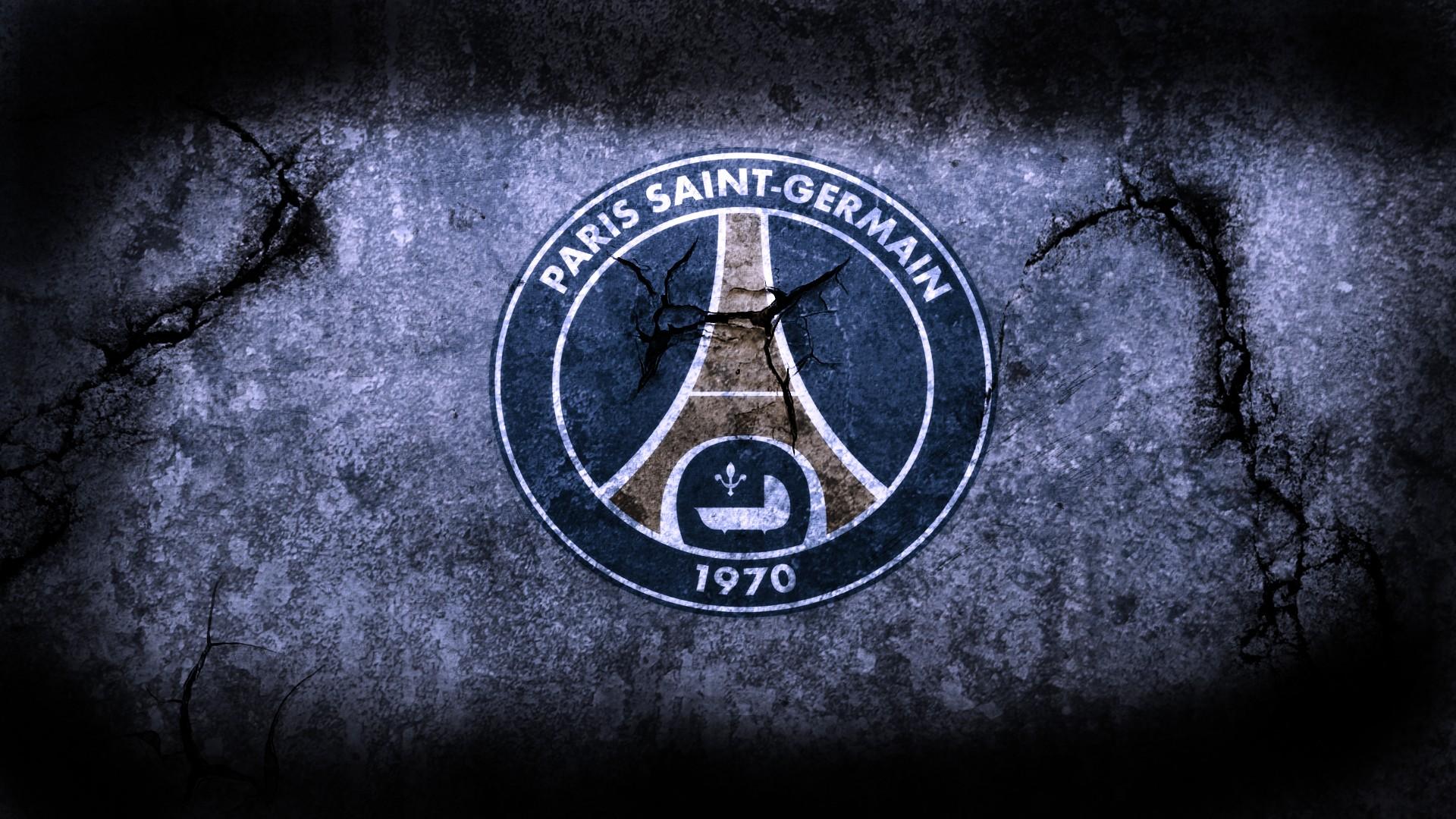 Paris Saint Germain PSG FC Football Logo HD Wallpaper Paris Saint 1920x1080