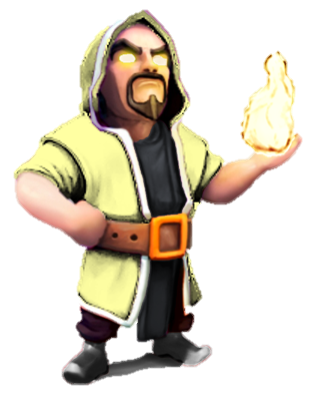 Image   Wizard lvl100png   Clash of Clans Wiki 331x408