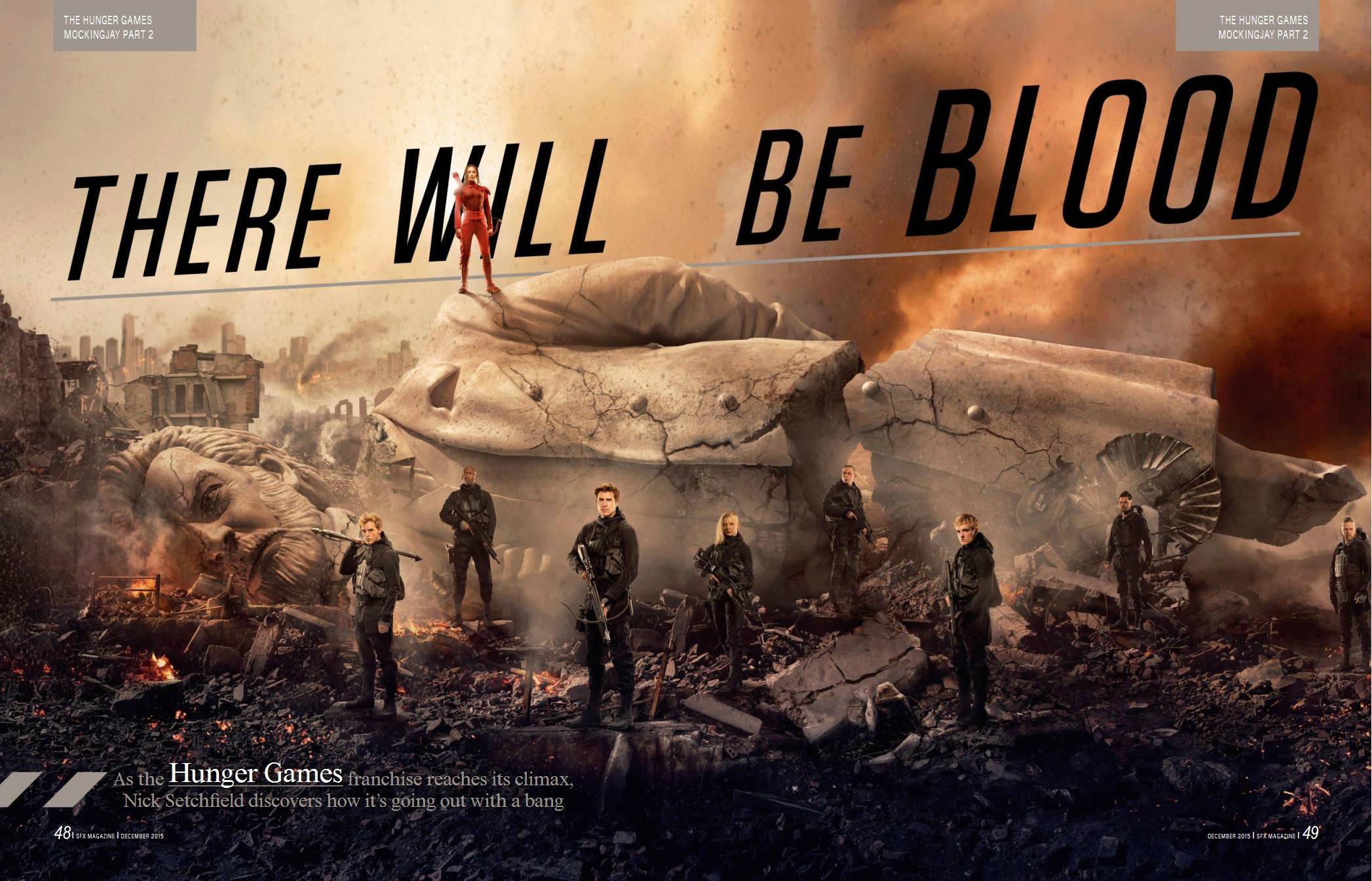 There Will Be Blood   The Hunger Games Wallpaper 38957811 2094x1344