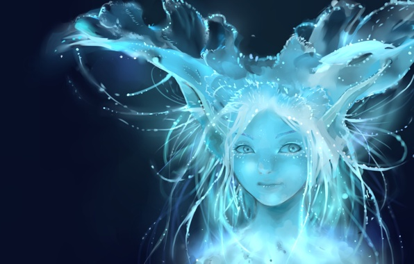 girl fairy light fairy tale magic wallpapers photos pictures 596x380