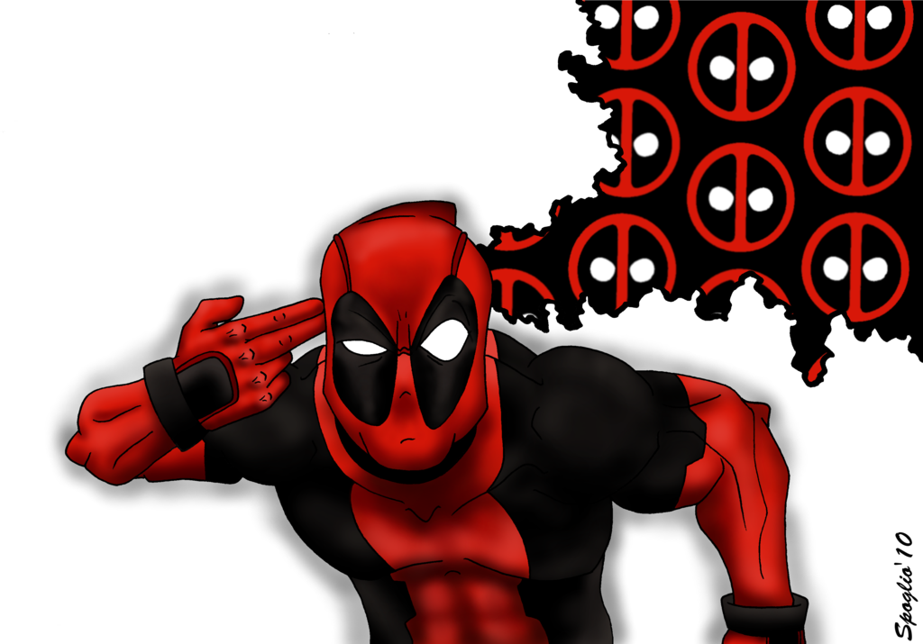 Marvel Deadpool Wallpaper 10023 Full Size Game Wallpapers HD 1024x715