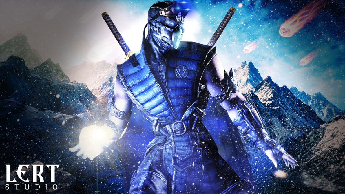 Free download The Winter Soldier Mortal Kombat X by