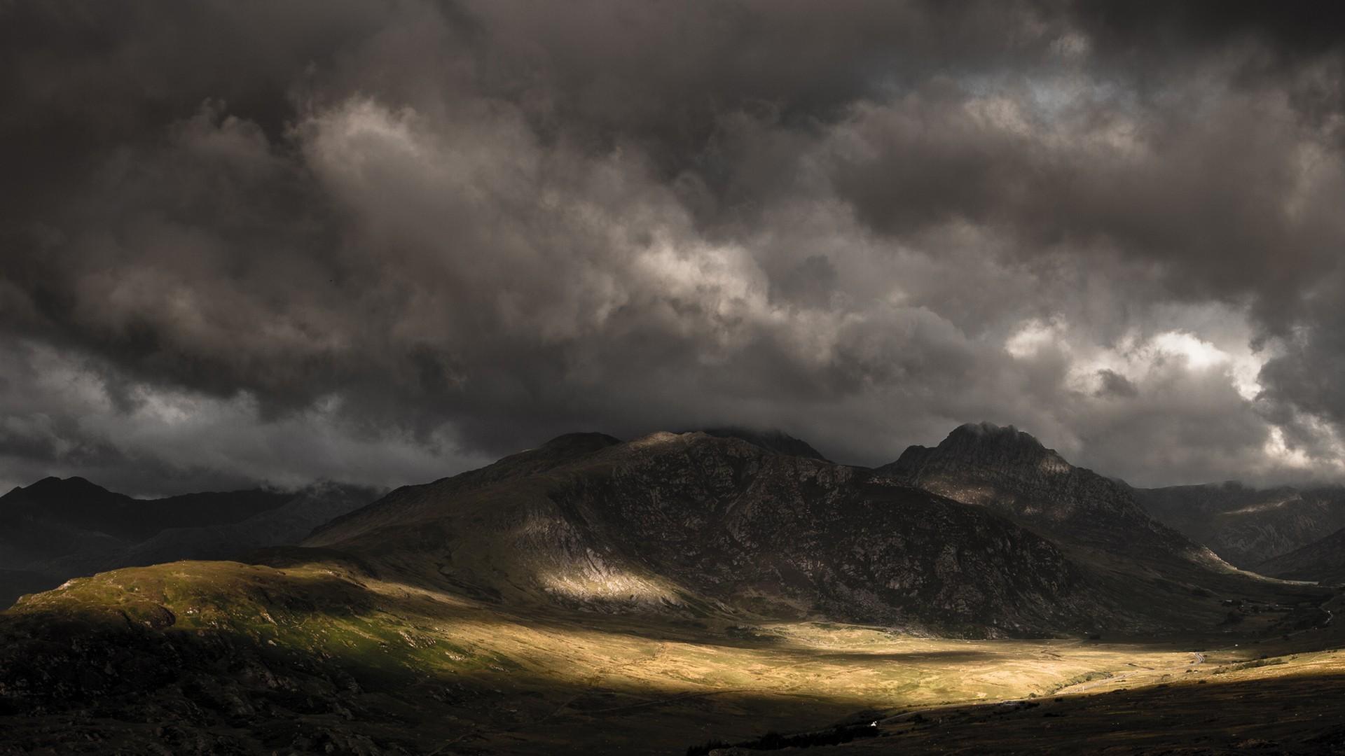 75] Dark Clouds Wallpaper on WallpaperSafari 1920x1080