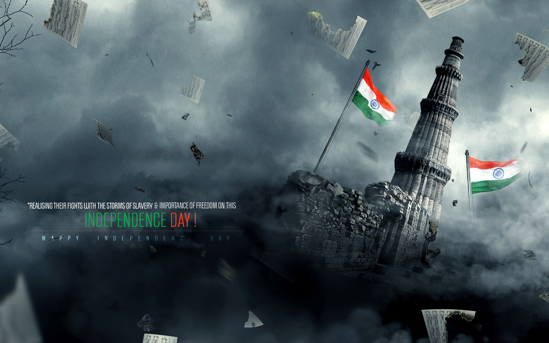 download India Independence Day Wallpapers HD Pictures 15 1920x1200