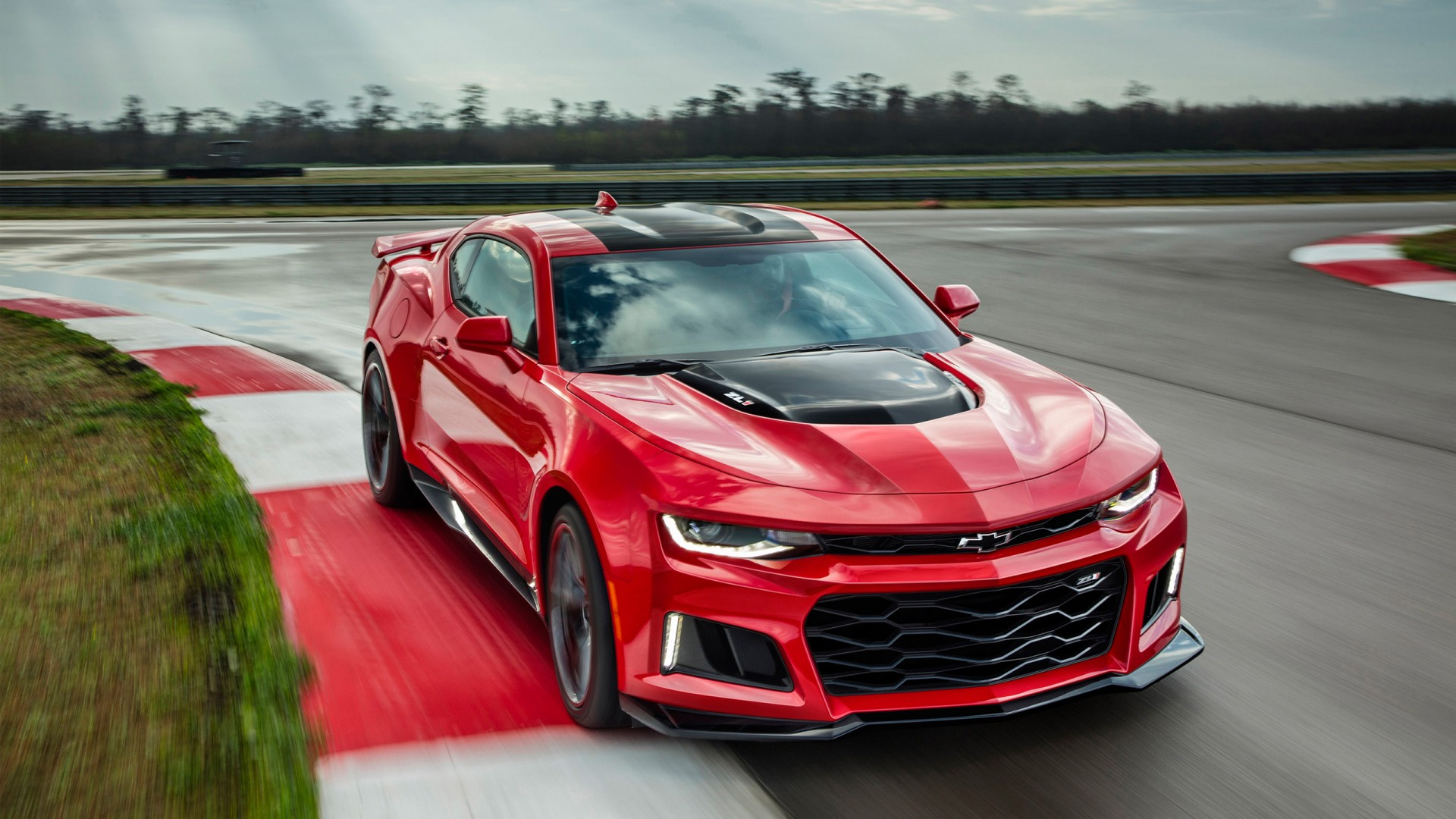2017 Chevrolet Camaro ZL1 Wallpaper HD Car Wallpapers 1920x1080