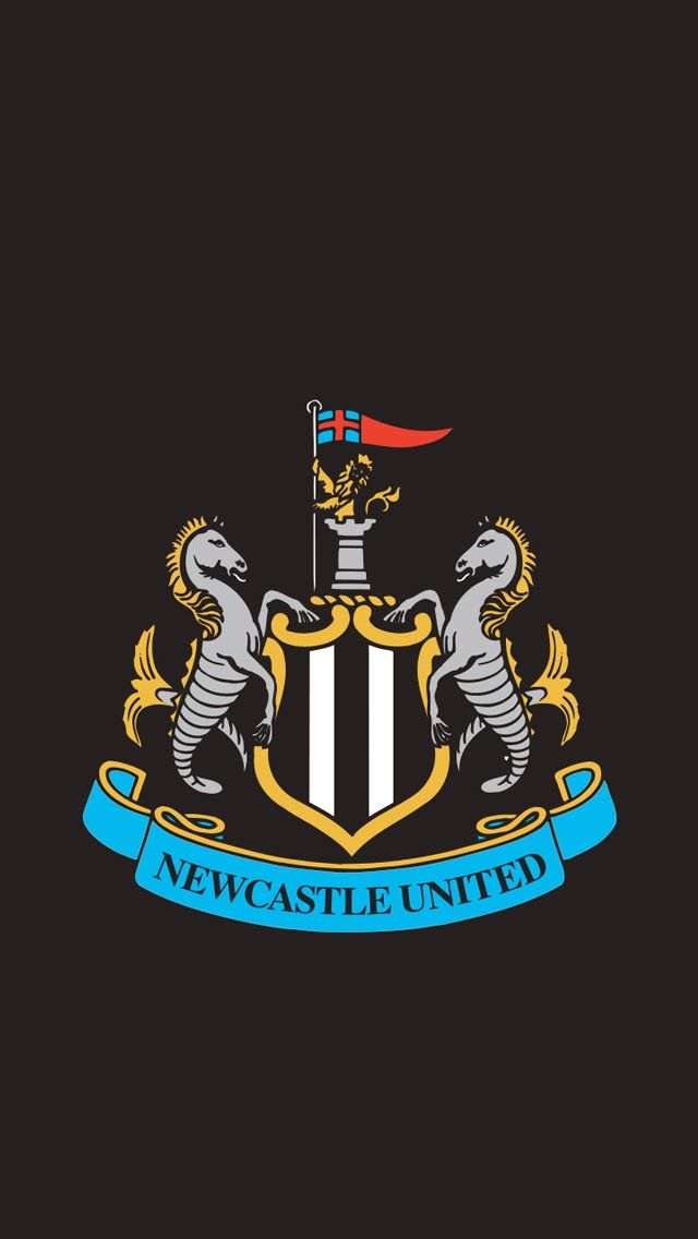 Pin by Ernesto Grazianni on The Magpies Newcastle united fc 640x1136