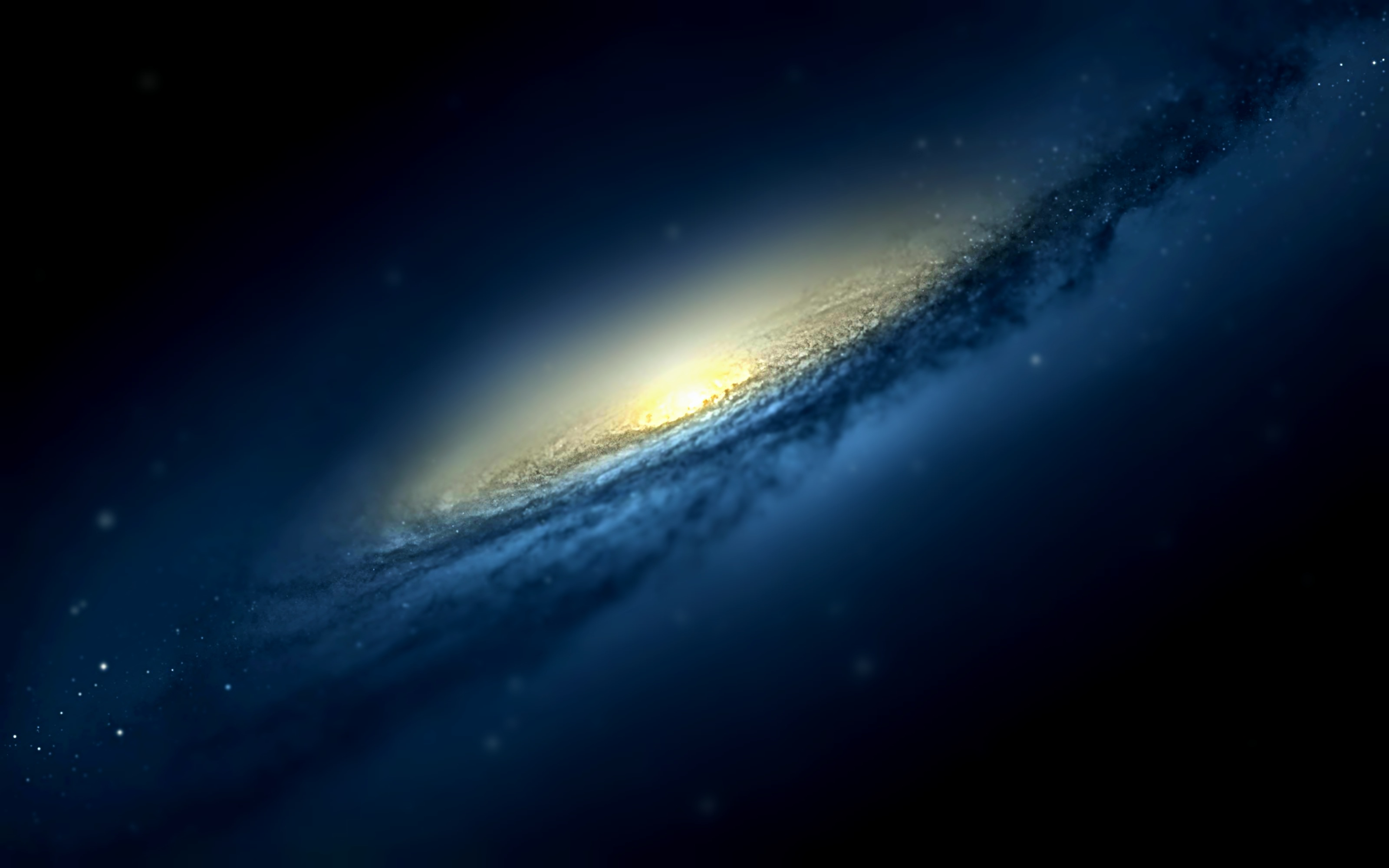 Apple Galaxy Wallpaper OS X 3200x2000