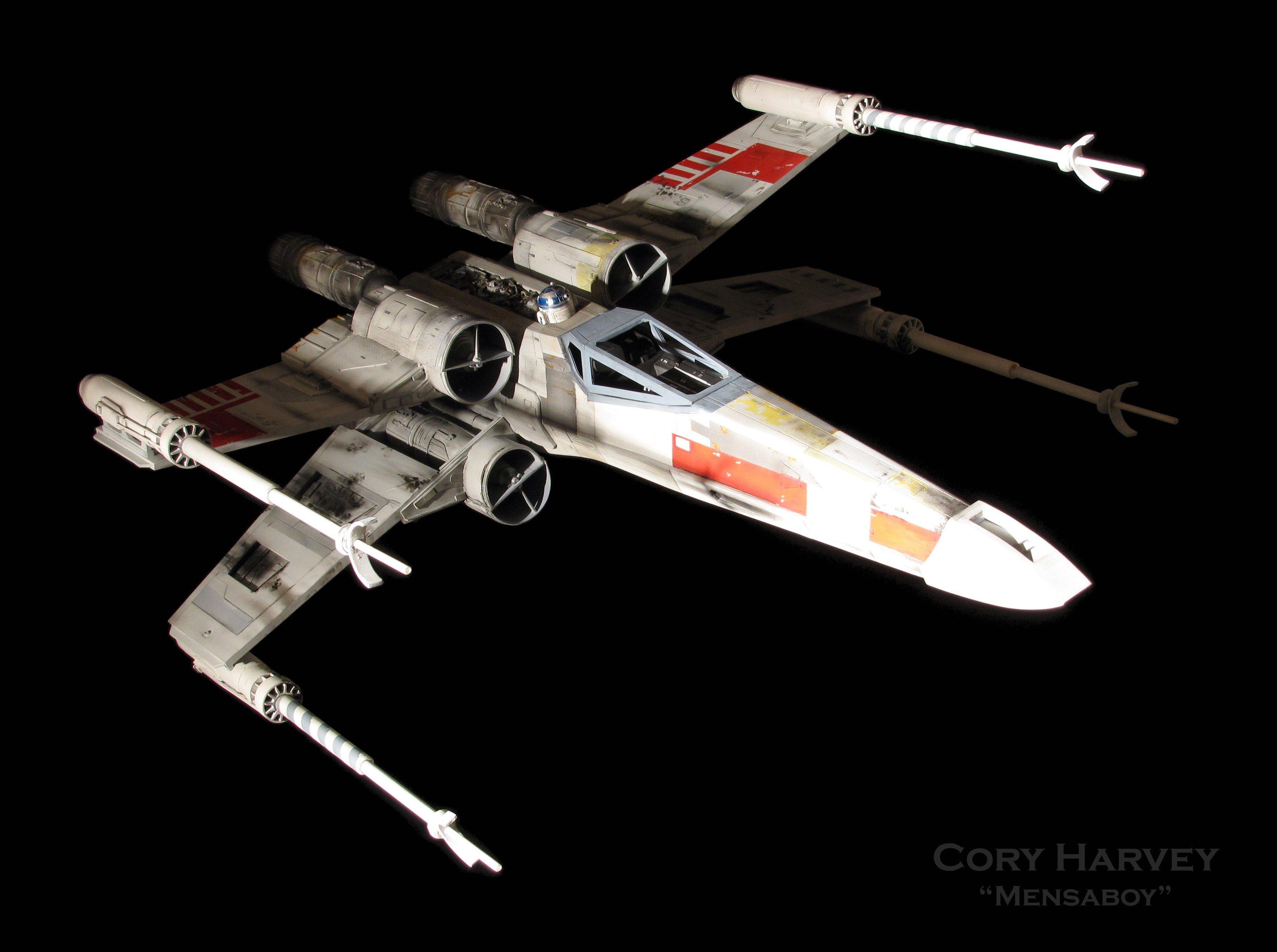 Star Wars X Wing Wallpaper Wallpapersafari