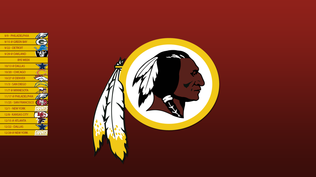 Background Washington Redskins Wallpaper Football Wallpapers Sports 1024x576