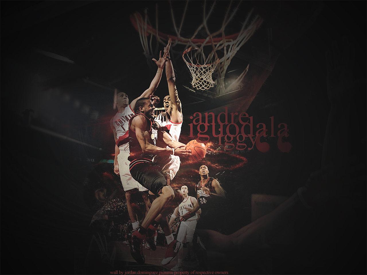 Andre Iguodala Reverse Layup Wallpaper Basketball Wallpapers at 1280x960