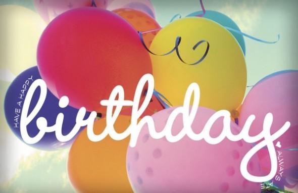 Happy birthday animated wallpaper Happy birthday animated wallpaper 590x382