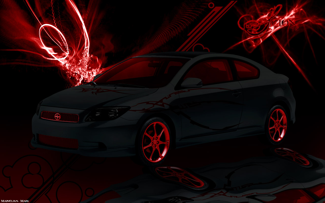 Free Download Scion Tc Wallpaper By Marvelousmark 1280x800